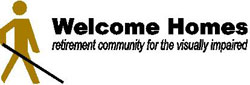 Welcome Homes Logo